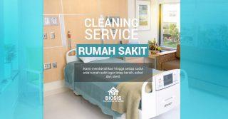 Jasa Cleaning Service Rumah Sakit